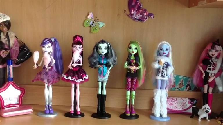 Куклы как сделать пластилин 518