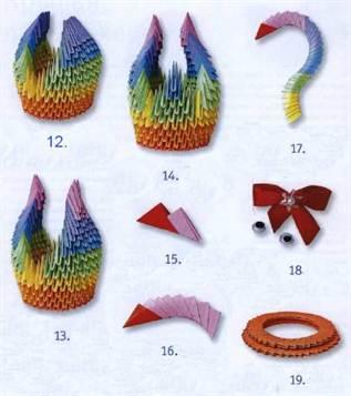 Как сделать зверей оригами фото 42