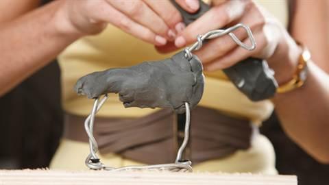Своими руками лошадь из пластилина фото 71