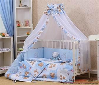Балдахин на детскую кроватку своими руками пошагово фото 329