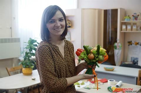 Букеты из овощей своими руками фото пошагово 17