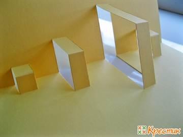 бумаги руками своими из со схемами открытки