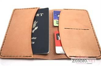 Сшить обложку на паспорт своими руками из кожи - Самый полезный сайт