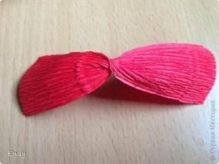 Клубника из конфет своими руками