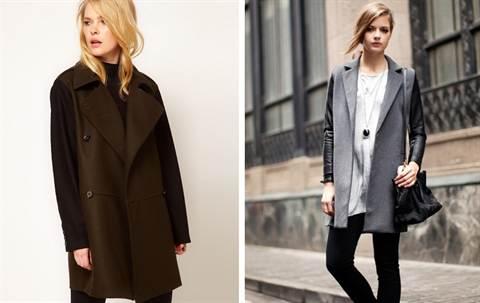 Как сшить пальто без выкройки