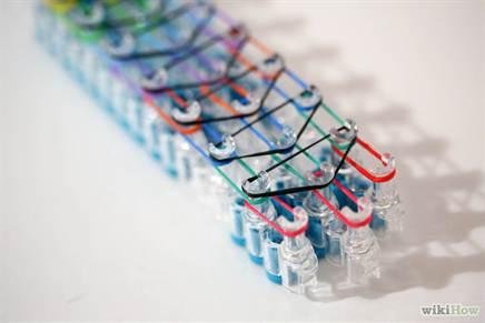 Видео плетение из резинок на станке с сергеем