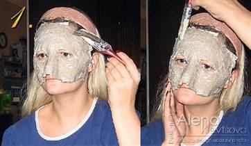 Как в домашних условиях сделать маску из глины