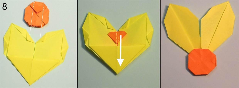 Оригами. Тюльпан - Детские уроки 92