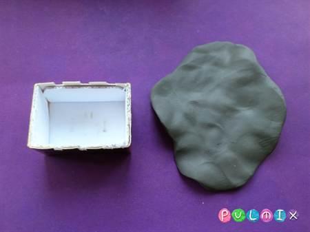 Как сделать обувь для кукол из пластилина фото 585