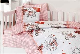 Постельное бельё в кроватку своими руками