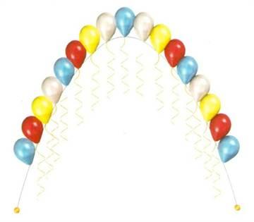 Арка из шариков своими руками пошаговая инструкция фото 26