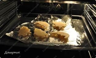 как сушить соленое тесто для лепки в духовке