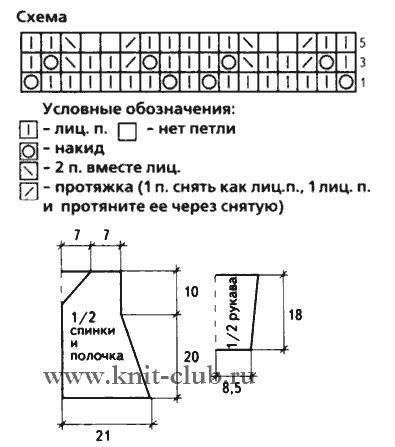 novorozhdenny.ru-koftochka-dlya-novorozhdennogo-spitsami-5