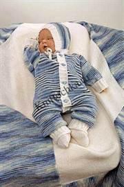 выбор пряжи для новорожденного