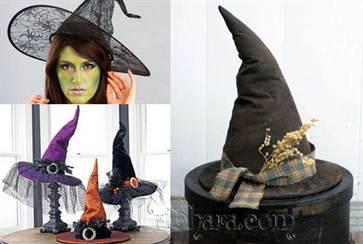 Как сделать ведьминскую шляпу 497