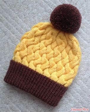 Поиск на Постиле: шапка узор плетенка
