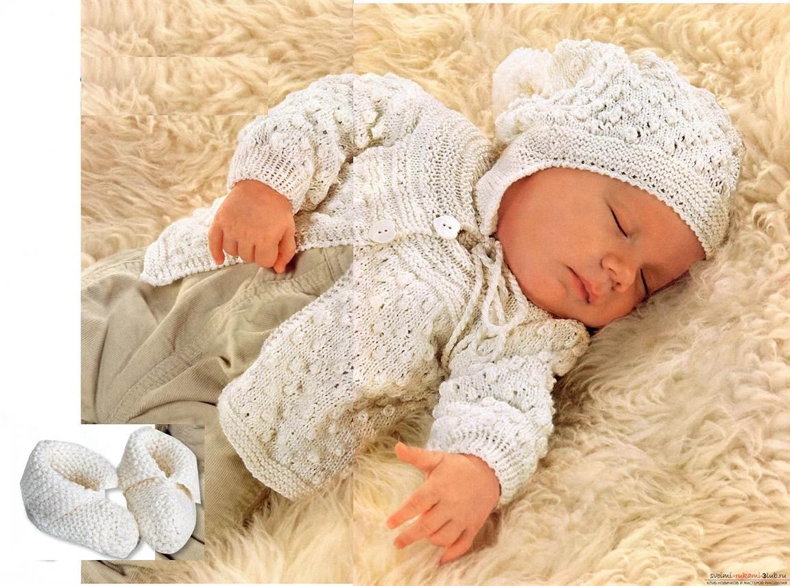 Ползунки для новорожденных своими руками фото 985