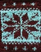 скандинавские узоры для вязания спицами со схемами и фото орнаментов
