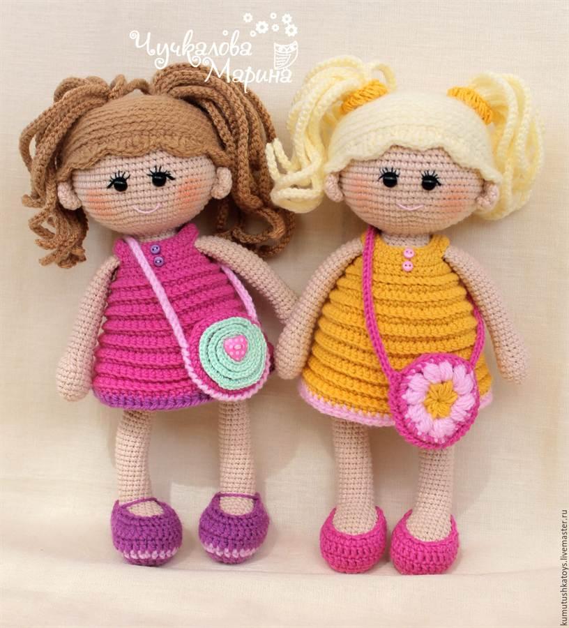Куклы своими руками схемы и фото для начинающих фото 562
