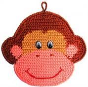 1-3111 Прихватка-обезьянка: видео-уроки с описанием и фото
