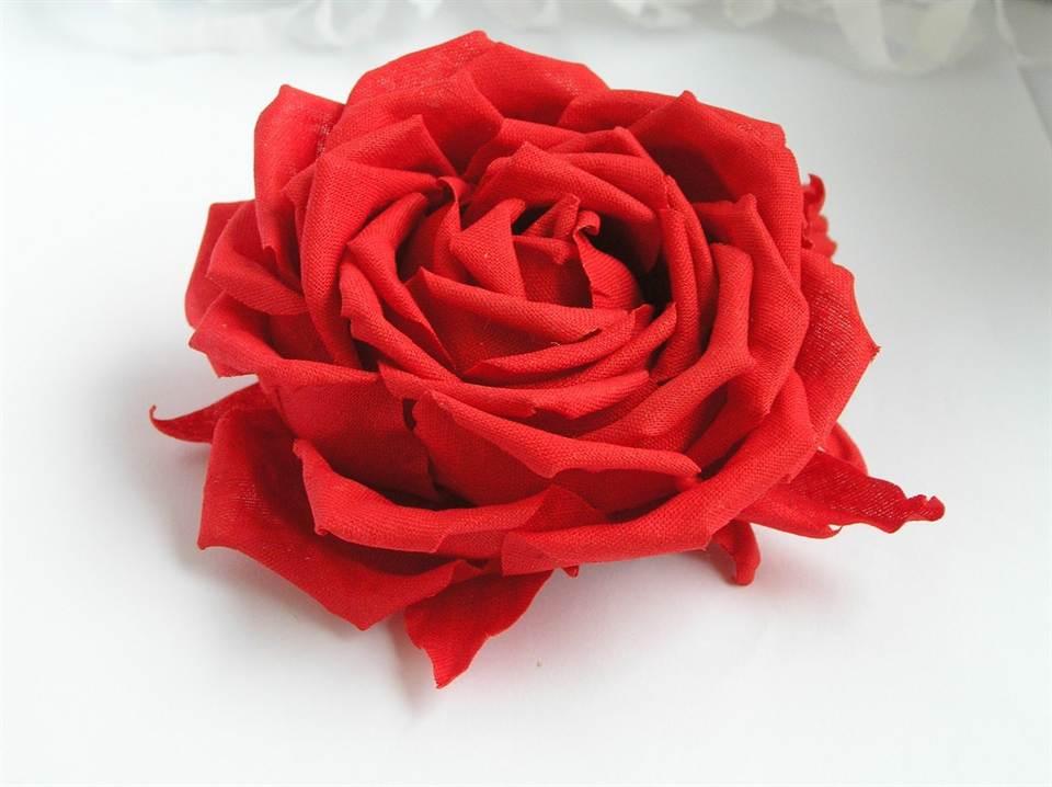 Сделать своими руками цветы розы фото 480