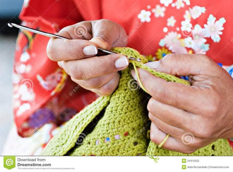 Вязание крючком для начинающих - схемы с подробным описанием, фото и видео