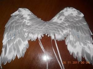 Как самому сделать крылья ангела фото 958
