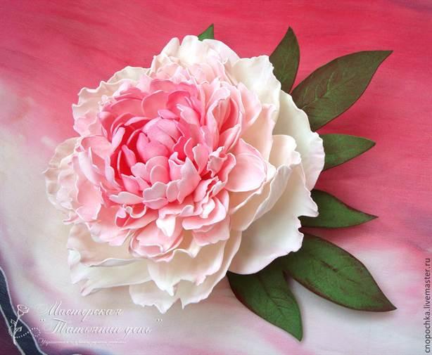 Цветы из мастики своими руками с фото фото 612