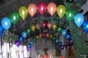 Арка из шаров своими руками фото 16