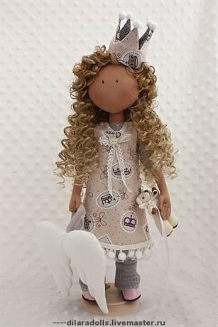 Как сделать тряпочную куклу фото 718
