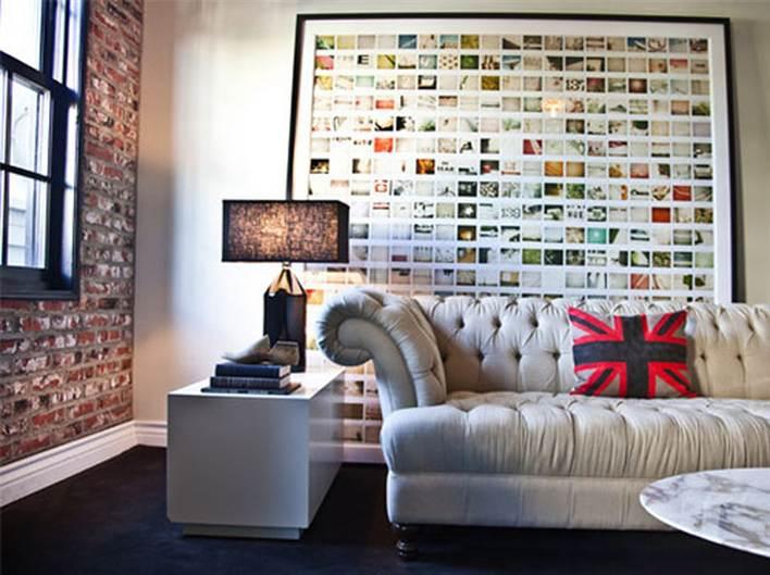 Фотоколлаж своими руками на всю стену фото фото 491