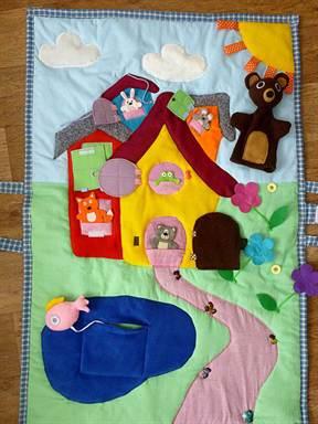 ручная работа, handmade, Ярмарка Мастеров,развивающая игрушка,развивающие игрушки,развивающий коврик,мелкая моторика,развитие мелкой моторики,подарок ребенку,подарок девочке,подарок мальчику,развивайка,развивалки,хлопок,фетр,флис,синтепон,кашемир,искусственный мех,синтетика,фурнитура