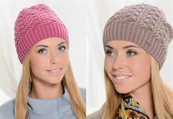 схема женской шапки спицами как вязать стильные шапочки с фото и видео
