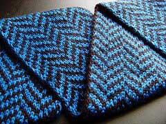 схема для вязания полотен в технике бохус
