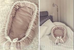 Шьем гнездышко для новорожденных своими руками 516