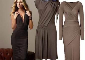 a3007ab72f3 Как сшить платье без выкройки из трикотажа для полных с фото и видео