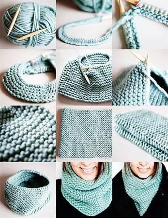 виды вязания спицами для начинающих с фото и видео