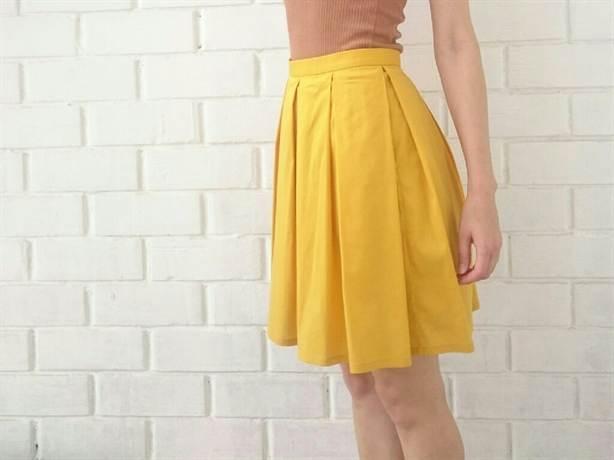 Летние юбки своими руками фото 614