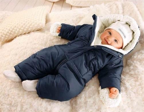 fe5601e82c30 Выкройка комбинезона для новорожденного из флиса для зимы с фото и видео