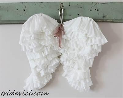 Как самому сделать крылья ангела фото 875