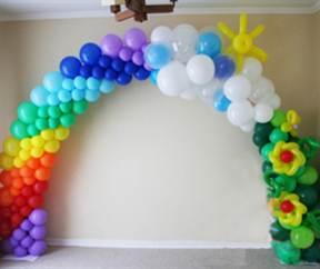 Арка из шаров своими руками фото 943