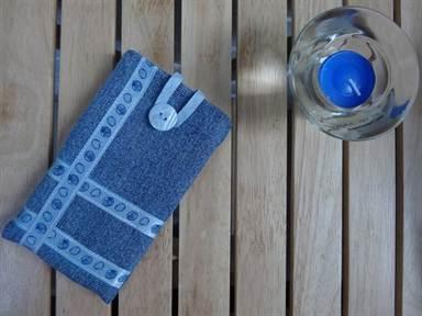 Сумочка для телефона из джинсов своими руками фото 47