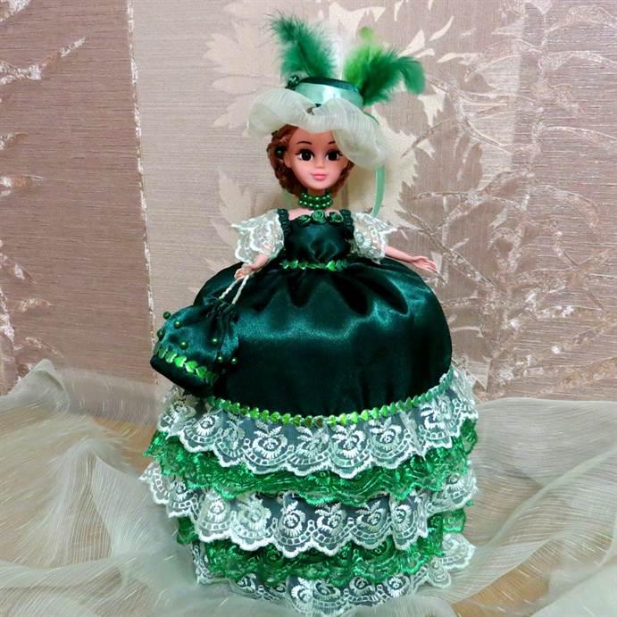 Кукла шкатулка своими руками мастер класс пошагово фото 605