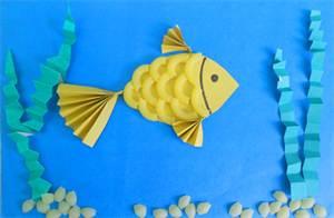 5-3136 Золотая рыбка своими руками: мастер класс с фото