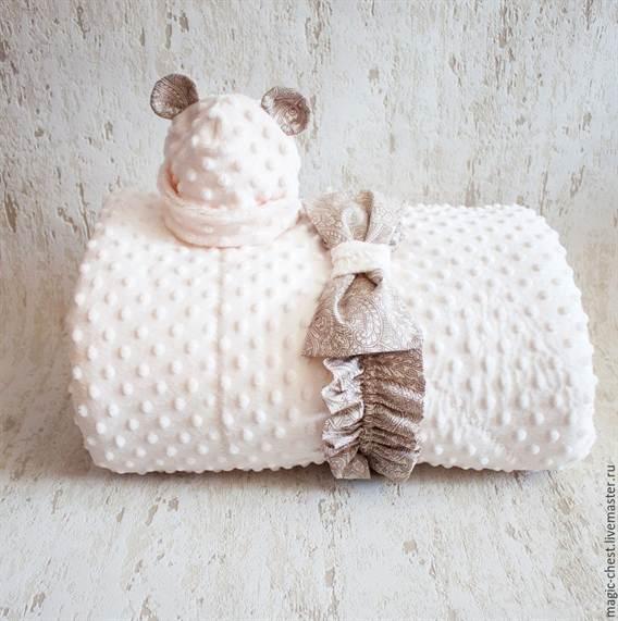 Одеяльце для новорожденного своими и руками фото 332