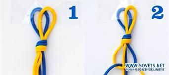 6-291 Как сделать браслет из ниток своими руками