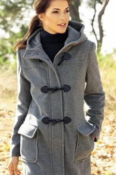 f6e1755e280 Выкройка пальто с капюшоном осеннего или зимнего типа бесплатно
