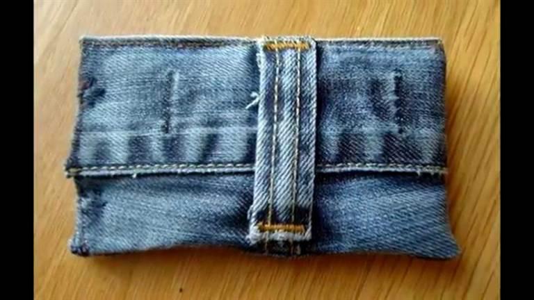 Чехол джинсовый своими руками для телефона
