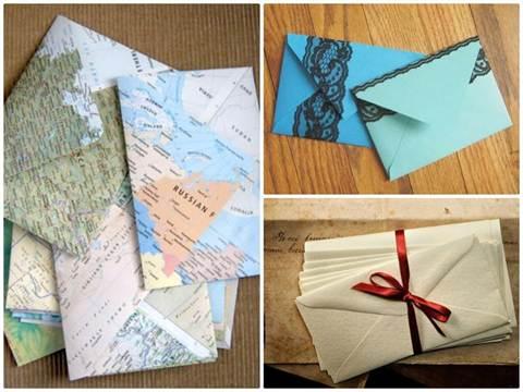 Оформление конвертов своими руками фото 282