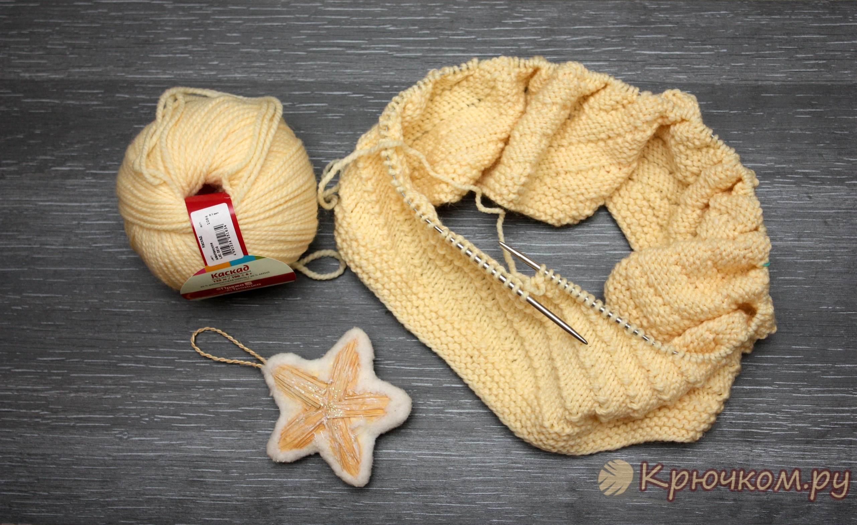 Как связать красивый детский шарф снуд спицами для девочки и мальчика? Шапка и снуд для девочки и мальчика спицами: схема с описанием, узоры, размеры